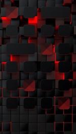 بیش از 50 تصویر با کیفیت قرمز و مشکی مخصوص پس زمینه موبایل